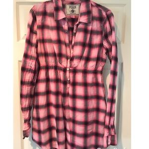 "VS ""Pink"" Flannel"